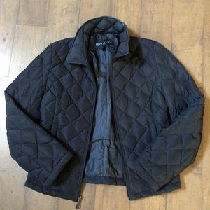 Kenneth Cole Reaction Down Filled Puffer Jacket M